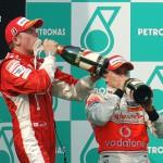 昨年日本GP以来のネンネンクラブ表彰台です