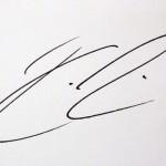キミのサイン