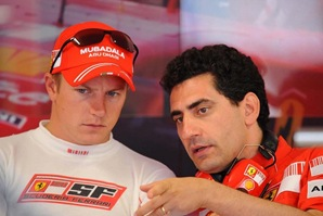Kimi Raikkonen2008ValGP12-028